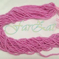 Margele-sirag-rotunde-roz-inchis-cod-228-2