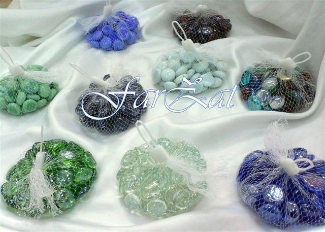 Pietre decorative din sticla tesaturi si accesorii for Pietre decorative bricoman