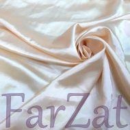saten-material-textil-bej